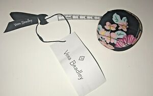 "Vera Bradley Retractable Tape Measurer 60"" Tangerine Twist 24942-R45"