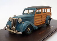 Lansdowne Models 1/43 Scale LDM116A - 1952 Ford Pilot Stn. Wagon Winchester Blue
