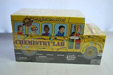 The Magic School Bus- Chemistry Lab- 50 Experiment Cards- 25th Anniversary