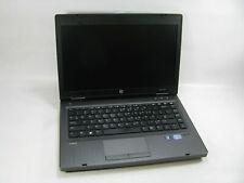 "HP 6470b 14"" Laptop 2.7GHz Core i5 3rd Gen 4GB RAM (Grade B No Battery/Caddy)"