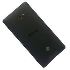 100% Genuine HTC 8X rear fascia housing+camera glass back cover Black