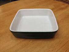 "Green Ceramic Square Baking Dish ""Festival"" 22.3 cm² x 6.1 cm Deep (CE5124G)"