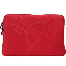 VIVIENNE WESTWOOD porta pc 13'' rosso pc case red