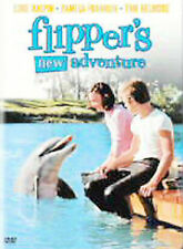 Flippers New Adventure (DVD, 2004, Canadian) Bilingual French/English