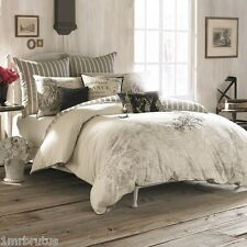 4-Pc Anthology Amour Paris Twin XL Comforter Set  Shabby Chic Girls Dorm Bedding