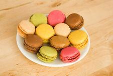colorant alimentaire hydrosoluble en poudre pour macarons, crèmes, gâteaux etc..