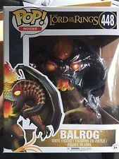 "IN STOCK Funko Pop! Lord of the Rings LOTR Hobbit Balrog 6"" inch 448"