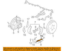 Chevrolet GM OEM 03-04 Tracker Brake-Rear-Strut 91177046