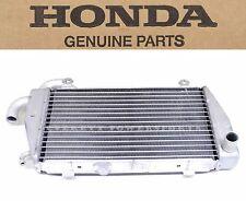 New Genuine Honda Right Radiator 01 02 03 04 05 GL1800 Goldwing ABS OEM #V68