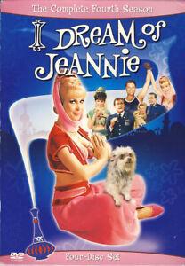 I DREAM OF JEANNIE - THE COMPLETE (4TH) FOURTH SEASON (BOXSET) (DVD)