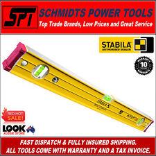 STABILA 1200mm MAGNETIC SPIRIT LEVEL TRADE RIBBED FRAME 96-2-M/120 1.2m 120cm