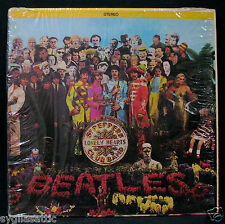 THE BEATLES-SGT. PEPPERS-2nd Press Album Still In Shrinkwrap-CAPITOL #SMAS-2653