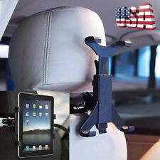 Car Back Seat Headrest Mount Holder for iPad 2/3/4/5 Galaxy Tablet PCs Support