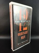 The Master's 12 Ordinary Men by Ray Ortlund (Audio Book Tape, 4 Tape Set)