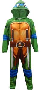 $164 Briefly Stated Pajama Teenage Mutant Ninja Turtle One Piece Sleepwear S