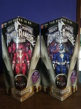 Mighty Morphin Power Rangers The Movie Blue And Pink Ranger 5 Inch LOT