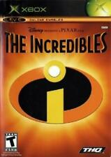 The Incredibles Pl Complete Xbox Game