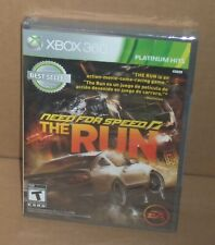 Need for Speed: The Run (Microsoft Xbox 360, 2011) New Sealed