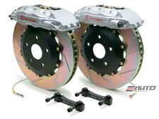Brembo Rear GT Big Brake BBK 4pot Silver 332x32 Slot Disc 348 89-93 F335 94-99