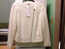 Plus Size Waist Length Check Women's Coats & Jackets
