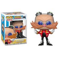 Sonic The Hedgehog Pop ! Figurine En Vinyle - Dr Eggman TOUT NOUVEAU