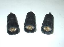 3 Stecker 9 pol für Heidenhain Kabel