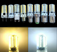 Dimmable GY6.35/G4/G8/G9/E11/E12/E17/BA15D/E14 white/warm 80 SMD LED Light Lamp