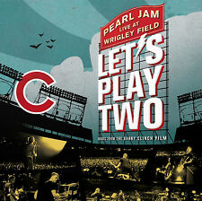 Pearl Jam - Let's Play Two Live at Wrigley Field CD