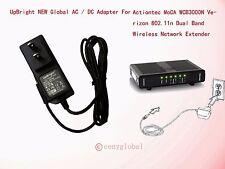 AC Power Adapter For Verizon Actiontec MoCA WCB3000N Wireless Network Extender
