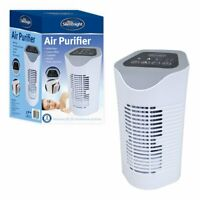 Silentnight Air Purifier with HEPA & Carbon Filters - Air Cleaner for Allergies