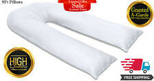 U Shape Pillow 9FT Large Back Support Body Maternity Pregnancy Pillows Comfort