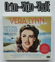 Vera Lynn National Treasure 2 Cd The Ultimate Collection Brand New And Sealed