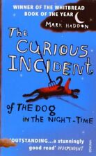 The Curious Incident of the Dog in the Night-time,Mark Haddon- 9780099470434