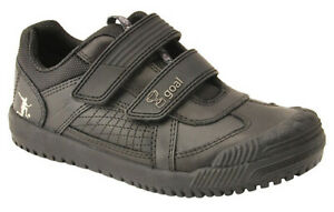 Start-rite CUP FINAL Boys Kids Black Leather School Shoes 9-12 E H BNIB FREE DEL