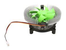 100mm Low Profile HTPC Silent CPU Cooler  18dBA Socket 754 939 940 AM2 AM2+ AM3