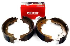 MINTEX REAR AXLE BRAKE SHOES SET FOR TOYOTA VW MFR454 (REAL IMAGE OF PART)