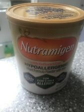 NUTRAMIGEN POWDER 12.6 Oz Can For cows Milk Allergy  Exp Date July 2021 Sealed