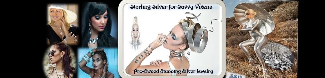 SterlingSilverForSavvyVixens