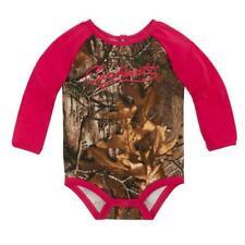c109a1d52f5e1 Carhartt CA9533 - Camo Raglan Long Sleeve Bodyshirt NWT! - Infant Girls 9  Month