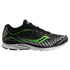 Original Saucony Kinvara 3 Homme Chaussures Course - Noir/Vert 20157-10