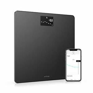 Withings Body - Smart Weight & BMI Wi-Fi Digital Scale with smartphone app,