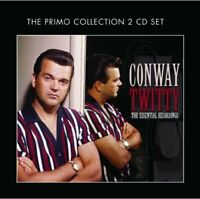 Conway Twitty - The Essential Recordings [CD]