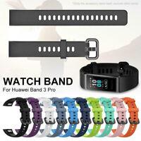 Cinturino in silicone Polsiera Cinturini Sport per Huawei Band 3 Pro Smart Watch