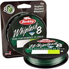 Berkley Whiplash 8 0,18mm 300m green