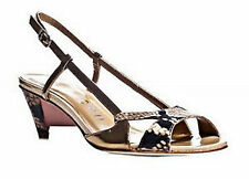 Women's Slingback Sandals and Beach Shoes without Pattern