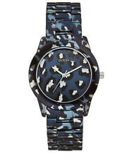 Guess Blue-Tone Safari Sport Watch U0425L1