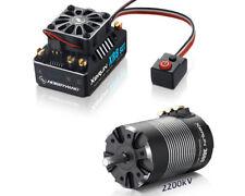Hobbywing XeRun Combo XR8-SCT 140A + 4268SD G2 2200kV 1:8 On/OffRoad modellismo