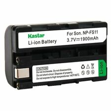 NP-FS11 Battery & Fast Charger for Sony Cyber-shot DSC-F505 F505V F55 F55V P1
