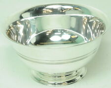 Tiffany & Co Sterling Silver Footed Bowl 18203 M