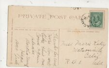 Miss Marie Kelly Watsonville California USA 1909 636a
